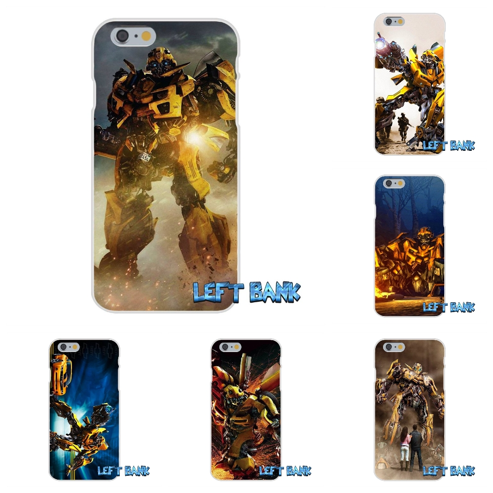 Bumblebee Transformer Silicon Soft Phone Case For Samsung Galaxy A3 A5 A7 J1 J2 J3 J5 J7 2015 2016 2017