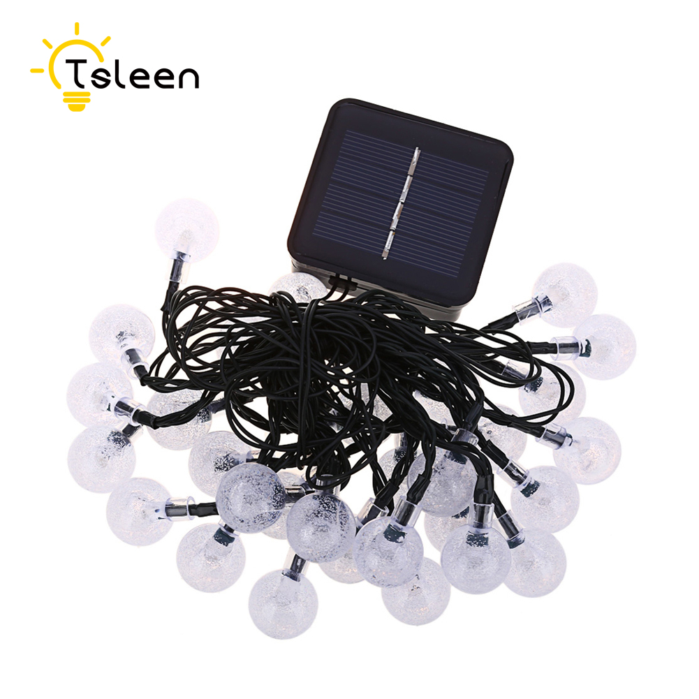 guirlande lumineuse Led-snaarlampen Fairy Power (Solar / AA-batterij - LED-Verlichting