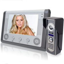 Buy Monitor Get Doorbell free 7 Inch Color LCD Video Door Phone Intercom System Door Release