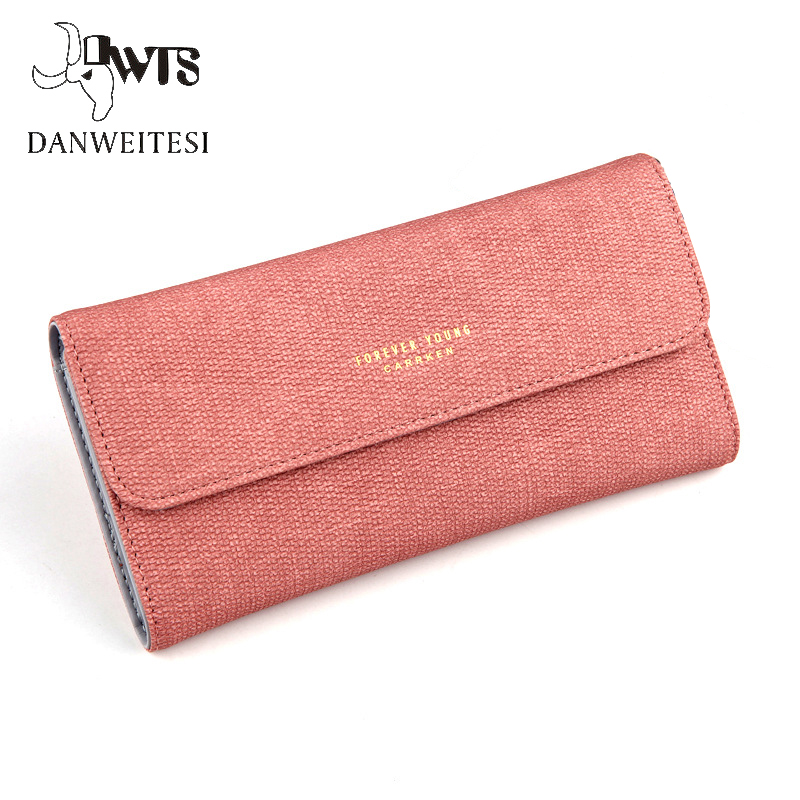 2d756c0ca2cd US $6.99 30% OFF|2018 Wallet Female For Coins Cute Wallet Women Long  Leather Women Wallets Zipper Purses Portefeuille Wallet Female Purse  Clutch-in ...