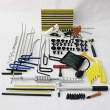 Auto Body Dent Hail Ding Removal Car Tool,Paintless Damage Repair Kit(PDR-343) стоимость
