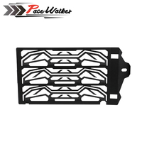 Motorcycle Radiator Grille Guard Cover Protector For BMW R1200GS ADV Waterbirds Adventure Water Cooled 2013 2016