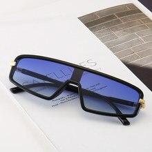 PAMASEN Unisex Square Sunglasses Men Women Driving Anti-glare Sun Glasses for UV400