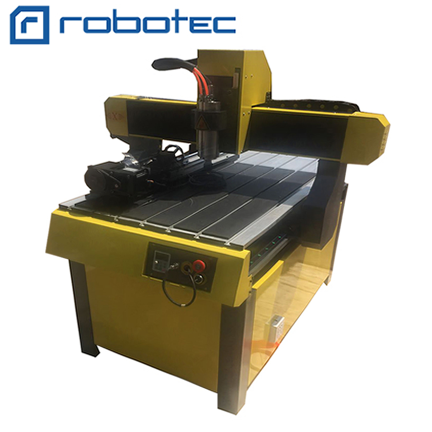 2.2KW spindle mini desktop advertising cnc router mini 5 axis cnc routers