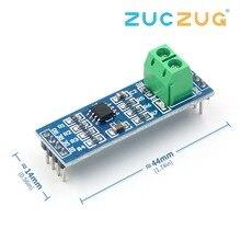 MAX485 модуль RS-485 ttl поворот к RS485 MAX485CSA конвертер модуль для Arduino микроконтроллер MCU аксессуары для разработки