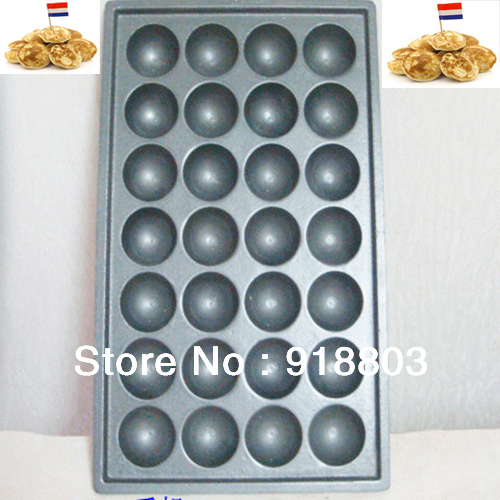 Dutch Pancakes Poffertjes Pan Iron Mold In Waffle Makers From Home Appliances On