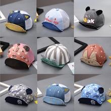 Fashion Baby Boys Girls Hat Soft Baseball Cap