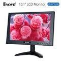 "EYOYO HD 1920x1200 VGA AV Video Audio HDMI 10"" IPS LED LCD Screen Monitor for Home CCTV Camera DVD PC Gaming"