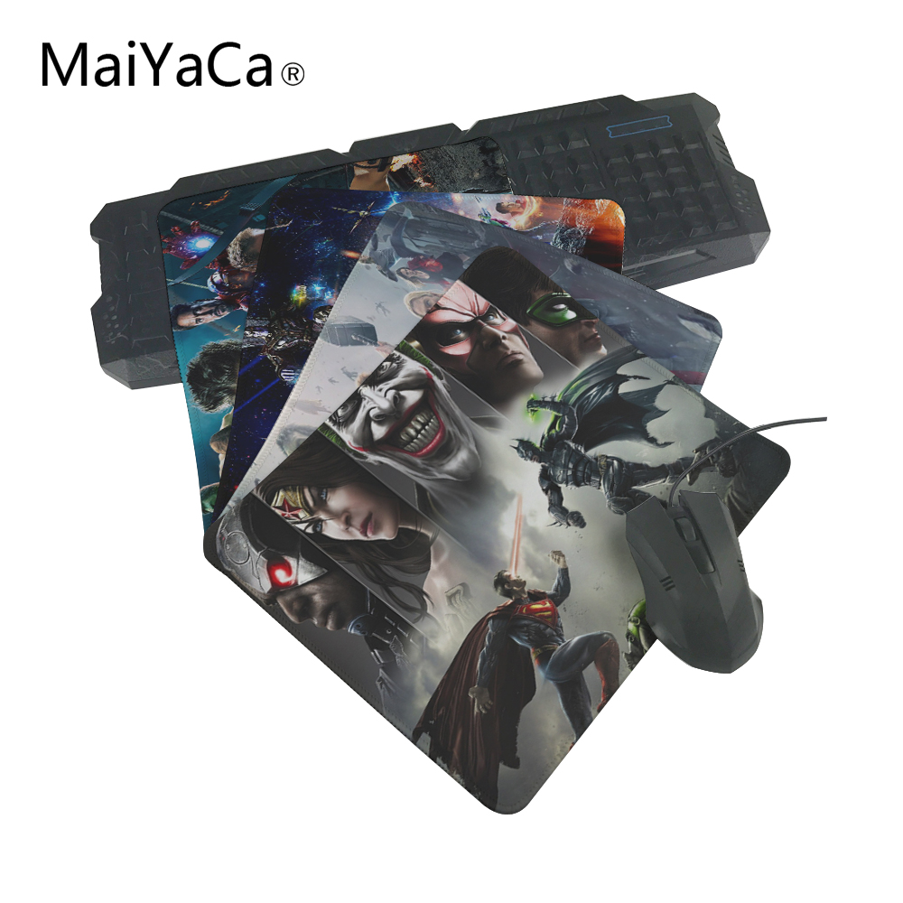 MaiYaCa Customized Rectangle Style Cheap Large Gaming Gear Anti-Slip Durable Mousepad for PC Optical Mouse OverLock Mouse Pad