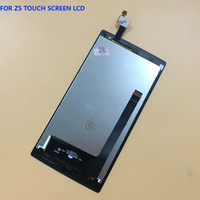 For Acer Liquid Z150 Z5 Black Touch Screen Digitizer Panel Glass + LCD Display Monitor Assembly