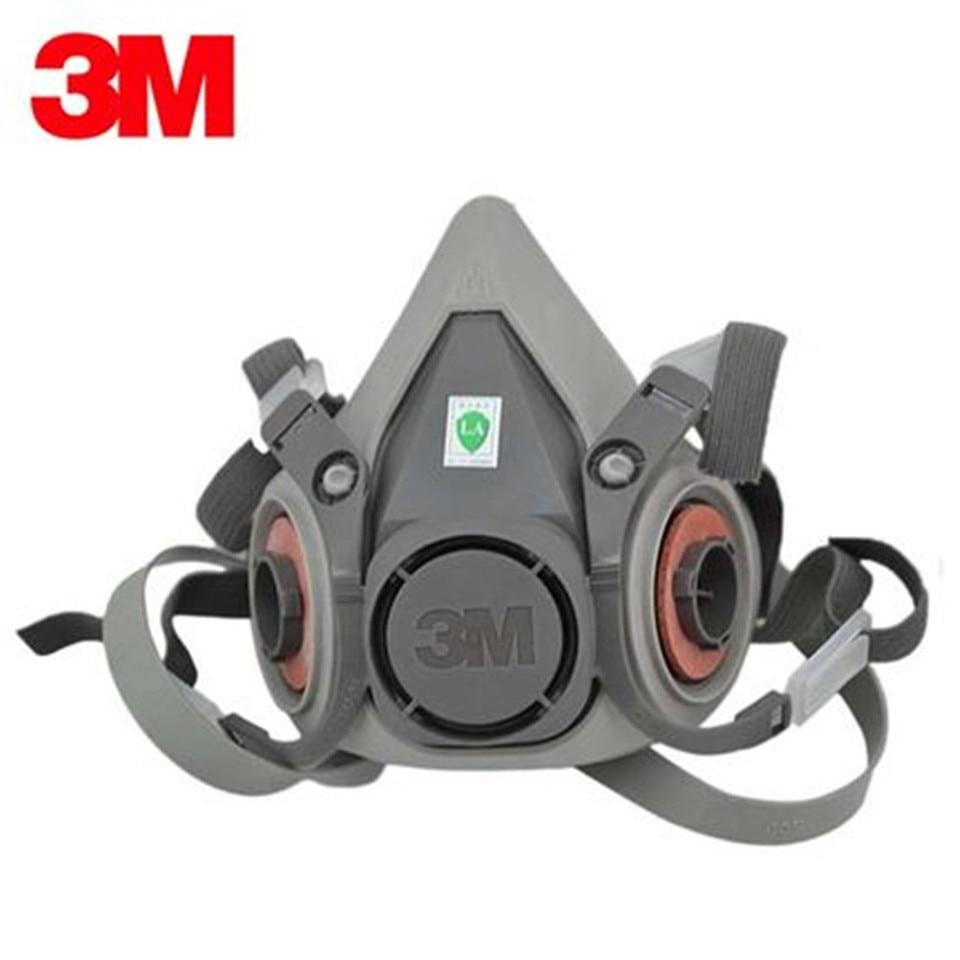 masque a gaz 3m 6000