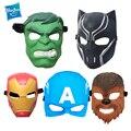 Original Hasbro Brand Child Cosplay The Avengers 3 Thor Helmet Weapon Hammer Quake Model Costume Party Gift Toys For Children