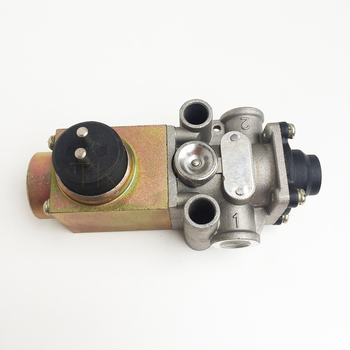 1 PC 4722500000  1335961  1505432 125736   5010135774  6644297082  5010135774 Solenoid Valve(Compressed-air System) for WABCO