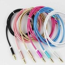 3.5mm aux cable line headphone Car audio