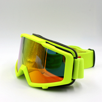 New Arrive Ski Goggles UV Protect Anti Fog Snowmobile Skate Glasses Adult Snowboard Goggles Winter Snow