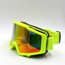 New Arrive Ski Goggles UV Protect Anti-fog Snowmobile Skate Glasses Adult Snowboard Goggles  Winter Snow Skiing Eyewear