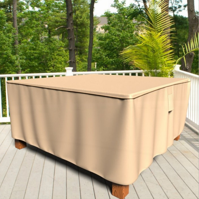 Pvc Patio Furniture Dust Proof Cover