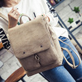 MALLUO Women Backpacks Cute School Bags High Quality PU Leather Mochila Feminina New Arrive Preppy Style Bag For College Student