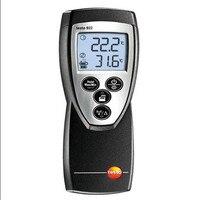 Testo 922 2 канал прибор для измерения температуры с большой диапазон измерения! Бесплатная Доставка!