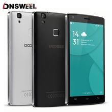 "Doogee X5 MAX smartphone MTK6580 Quad Core android 6.0 5.0 ""HD IPS cellulaire mobile téléphone 1 GB + 8 GB 8.0MP Caméra 4000 mAH d'empreintes digitales ID"