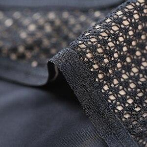Image 5 - Balaloum 3 pçs novas chegadas mulheres calcinha elástica cuecas sexy sem costura senhoras de alta qualidade lingerie todos os dias 4 cores