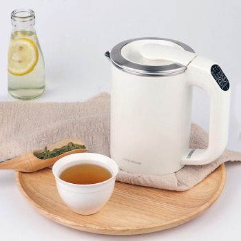 220V Multi-function Portable Mini Electric Kettle Travel Stainless Steel Teapot Auto Power-off Instant Heating Water Boiler 0.5L 220v stainless steel electric kettle 1 8l heat preservation and anti burning portable electric kettle auto cut off