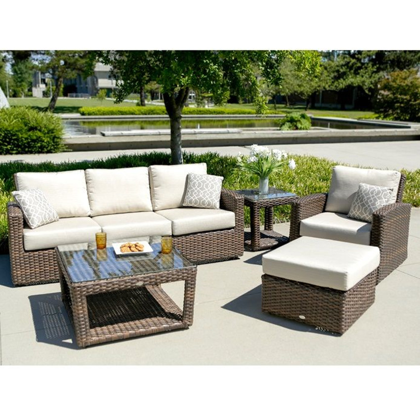 Cheap New Couches: New Arrival Discount Patio Outdoor Garden Sofa Furniture
