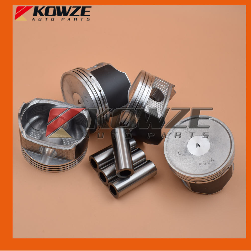 Standard Size Piston & Ring For Mitsubishi LANCER CLASSIC OUTLANDER I GALANT ECLIPSE GRANDIS 2.4L 4G69 MN183396 1110A966 chrome plated exterior door outside handle for mitsubishi outlander cu2w cu4w 4g64 4g69 lancer cs3a cs5a cs6a mr970227 mr970228