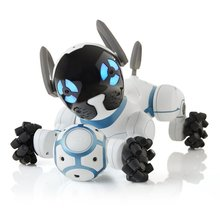 New Arrival WoWee Intelligent Electric Dog Robot Puppy Child Toy Robot Educational Toys High Quality Gift Kids Christmas Gifts