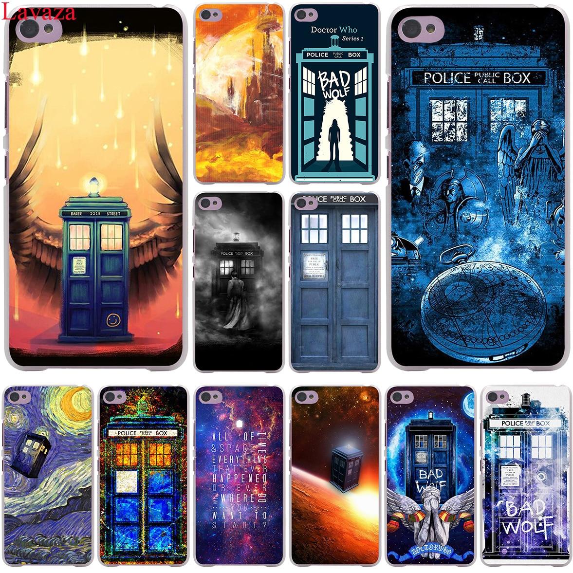 Lavaza Tardis Box Doctor Who Case for Lenovo A1000 A2010 A5000 A536 A328 K3 K4 K5 K6 Note X3 Lite ZUK Z2 Vibe P1 S850 S90 S60