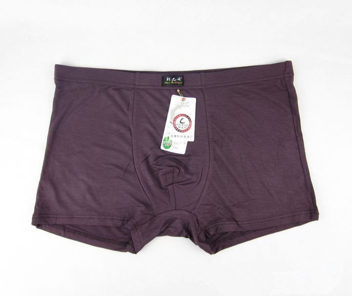 8dabef3a82e Top Quality Plus Size Underwear Men Bamboo Underwear 6 Colors Male Box Plus  Big Size 5XL 6XL Boxer Shorts-in Boxers from Underwear   Sleepwears on ...