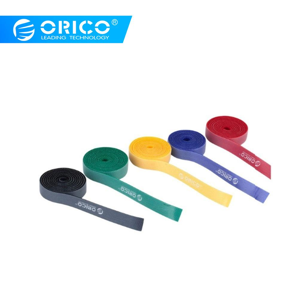 Colorful Nylon Cable Organizer Eearphone Holder Mouse Cord Protector Management