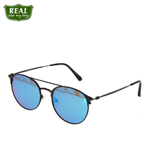 2019 Newest Polarized Metal Round Vintage Frame Women Mirror Classic Glasses Men Driving Sunglasses UV400 Eyewear