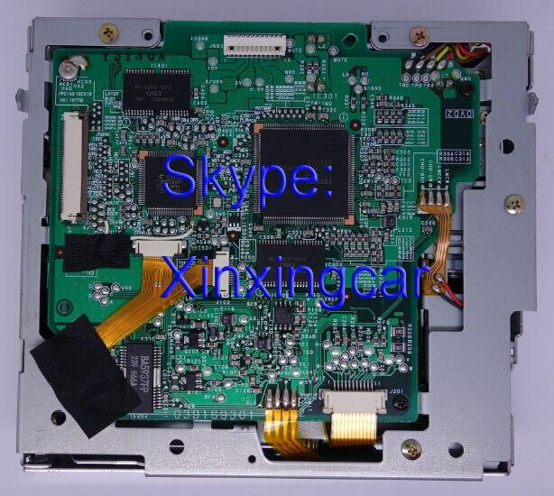 Tout nouveau chargeur de mécanisme CD simple 030621-A-0173 pour récepteur audio autoradio maz-da Hyundai lecteur CD de voiture