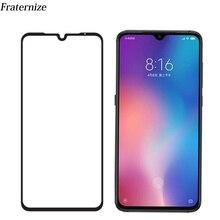 10 pièces couverture complète verre trempé pour Xiaomi Redmi Note 7 Film de protection décran pour Xaomi Mi 8 Lite Mi 9 pleine colle en verre