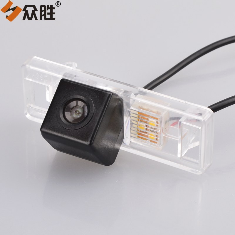 for Nissan Qashqai X-Trail Wireless Car Rear View Camera for Lifan X60 520 Auto Backup Reverse Parking Rearview Camera HS8017 diy for ford for s max s max mk1 wireless no wire bluetooth wifi car auto backup rear view rearview reverse camera camara kamera