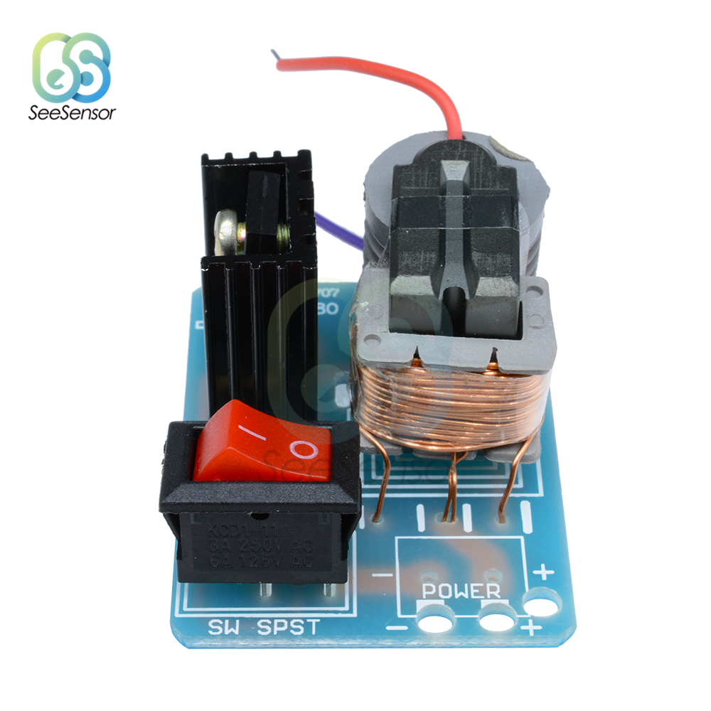 15kv High Frequency Dc High Voltage Arc Ignition Generator