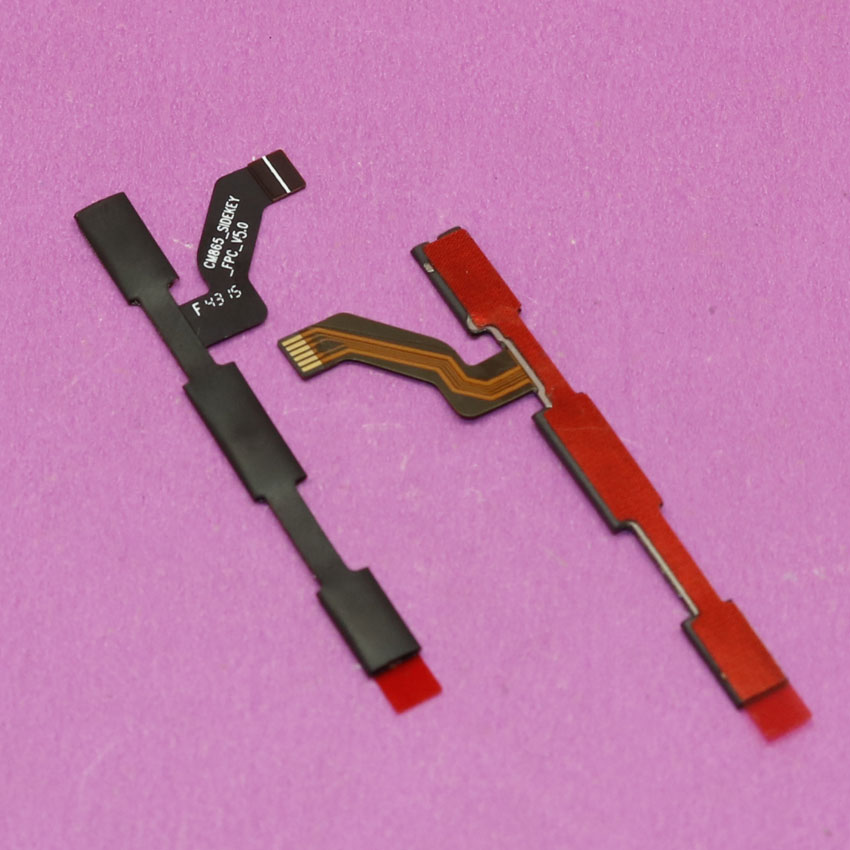 YuXi For Xiaomi Redmi Note 3 Power ON OFF Volume Key Button Switch Flex Cable for Xiaomi Redmi Note3 Replacement Spare Parts