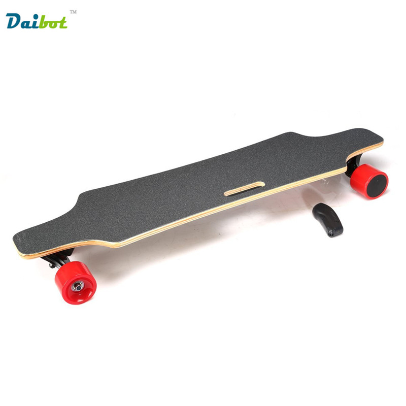 Speed 40KM/h Samsung Remote Control Double Motors 300W*2 4 Four Wheels Electric Skateboard Hoverboard Longboard Scooter Board hoverboard four wheels electric skateboard long board double brake electric scooter light board foldable hoverboards skateboard