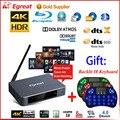 Egreat A5 4K UHD медиаплеер с HDR Blu-Ray проигрыватель жестких дисков ISO воспроизведение навигации меню Android 5,1 tv Box Spt DOLBY BD-ISO