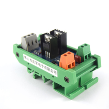 цена на 2-way PLC DC Amplifier Board Power Output Expansion Board Relay Isolation Protection Board RC Anti-surge Relay