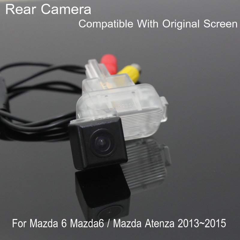 Mazda Layar 2013 Kamera