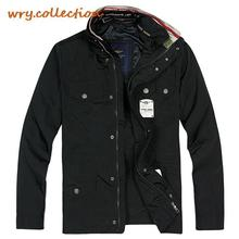 men's windbreaker,trench coat men with invisable cap,AM jackets, noble clothing winter jacket Free Shipping
