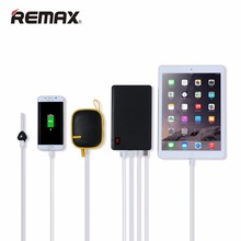 Remax Portable 30000 Mah Power Bank for IPhone 7 Plus For IPad 4 USB External Battery Charger Mobile Phone 30000mAh Powerbank