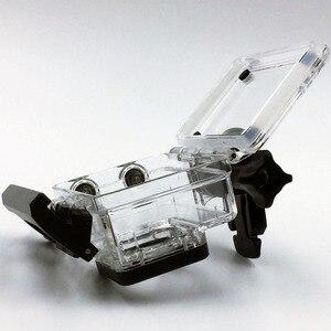Image 4 - SJCAM SJ6 Legend carcasa subacuática para sj6, funda impermeable para cámara de acción deportiva de 30M
