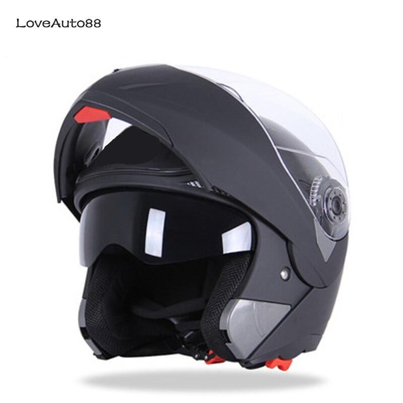 Image 2 - Full Face Motorcycle Helmet Racing Helmet for Women/Men Motocross Off Road Kask Casco De Moto Motociclista DOT Approved-in Helmets from Automobiles & Motorcycles