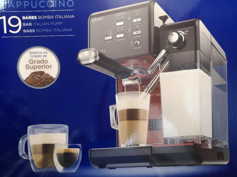 19bar Espresso coffee maker make coffee macchiato make latte coffee machine Commercial and household delonghi latte macchiato чашки 220 мл 2 шт