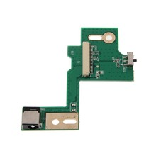 DC Power Jack Switch PCB Board Flex Ribbon Cable For Asus N53S N53SV N53SN N53J(China)