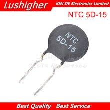 10pcs NTC Thermistor Resistor NTC 5D-15 5D15 Thermal Resistor