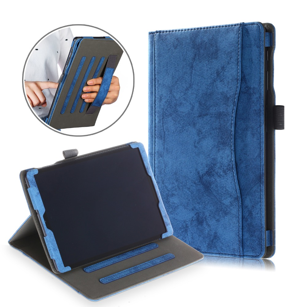 Case For Samsung Galaxy Tab A 2019 10.1 T510 T515 PU Leather Tablet Cover For Samsung Tab A 10.1 2019 Case